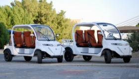 Производство электромобилей в ОАЭ
